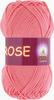 Пряжа Vita Rose 3905 (Розовый коралл)