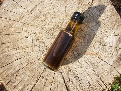 Сыродавленное масло чёрного тмина