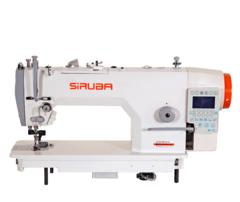 Фото: Высокоскоростная  прямострочная одноигольная швейная машина с обрезкой края материала Siruba DL7300-RM1-64
