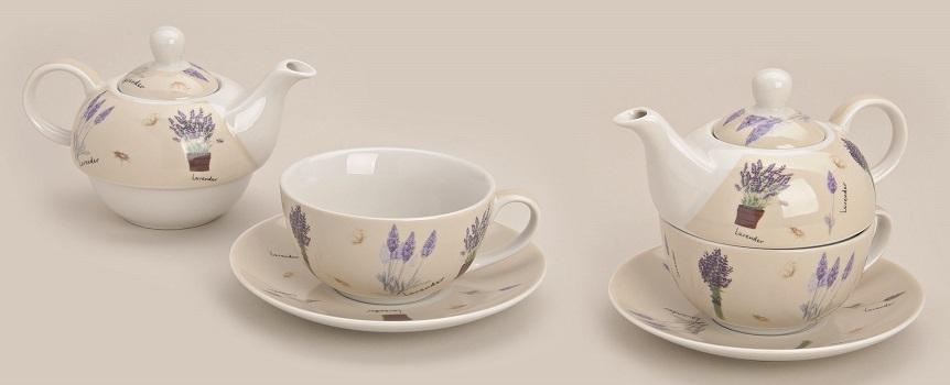 Чайник заварочный с чашкой
