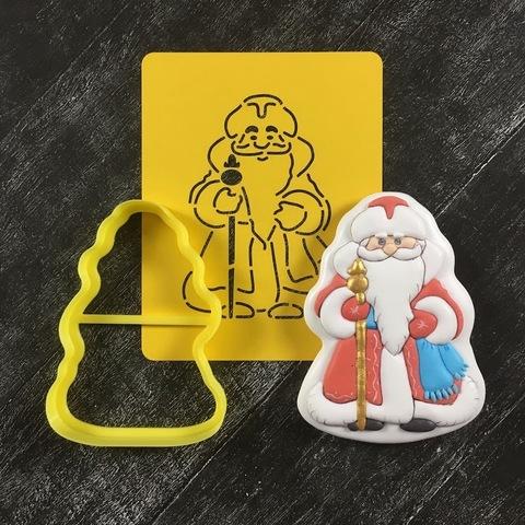 Дед Мороз №13