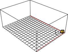 Нивелир лазерный линейный Stabila FLS 90 (арт. 18574)