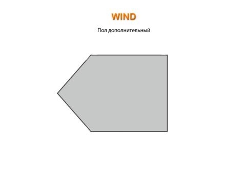 Пол для палатки Maverick Wind