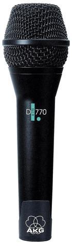 Вокальные динамические AKG D770 II