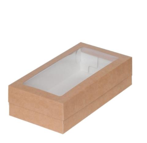 Коробка 21*11*5,5 см (крафт)