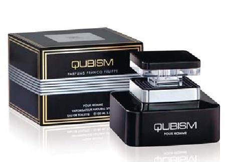 Пробник для Qubism Man Кубизм Мэн парфюмерная вода муж. 1 мл от Эмпер Emper