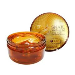 СМ Snail Гель с улиточным экстрактом Snail Soothing Gel 300мл (10702070/310819/0175304)