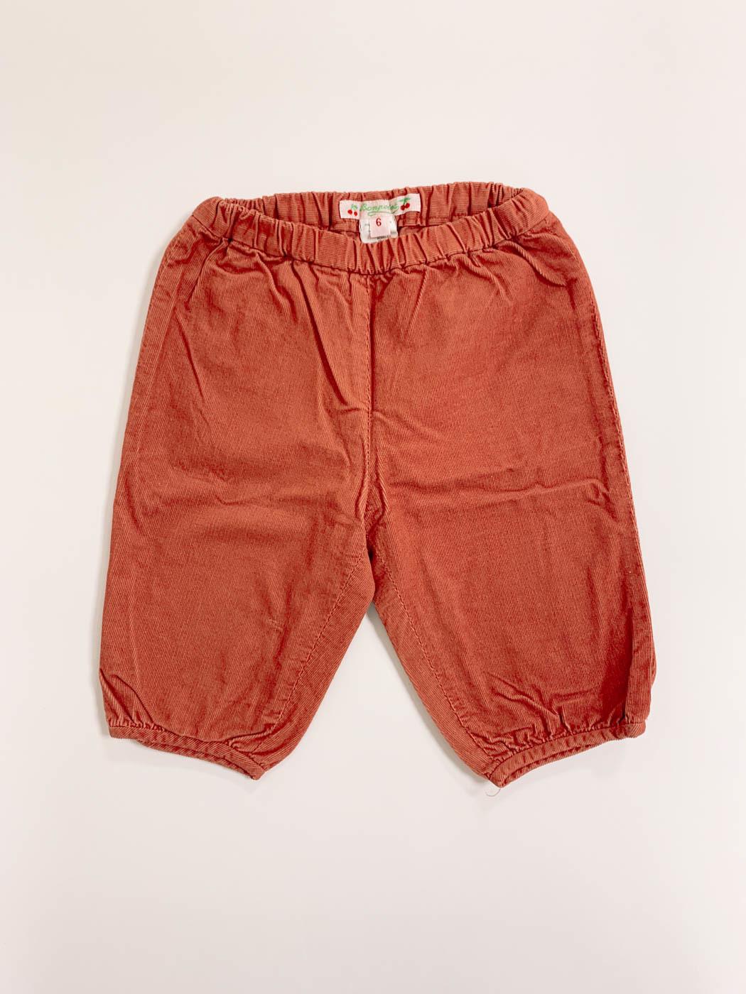 Вельветовые брюки Bonpoint