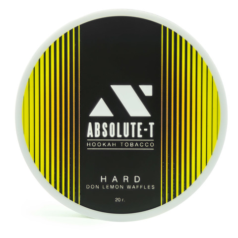 Табак Absolute-T Hard 20гр Don Lemon Waffles