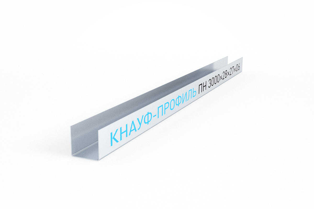 Профили Профиль направляющий потолочный Knauf 28х27x3000 мм e6456d1c331b4d62997932ab30bcaddf.jpg