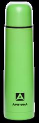 Термос Арктика 102-750 зеленый пластиковое напыление