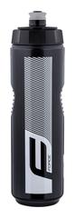 Велобутылка Force, QUART, 900мл, черно/белая
