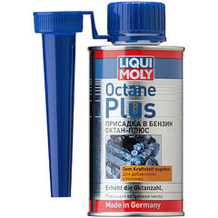 3954 LiquiMoly Присадка в топливо (бензин) Октан плюс Octane Plus (0,15л)