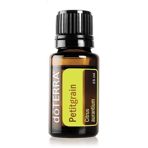 Петитгрейн, эфирное масло, 15 мл / Petitgrain (Citrus aurantium) Essential Oil