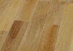 Массивная доска Magestik Floor коллекция Classic Дуб беленый брашированный
