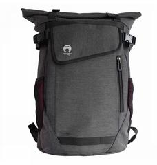 Рюкзак Vargu roll-x, серый, 30х44х13 см, 23 л