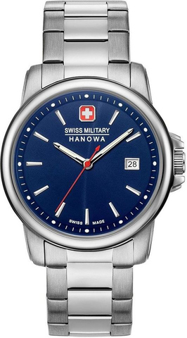 Часы мужские Swiss Military Hanowa 06-5230.7.04.003 Swiss Soldier-Recruit
