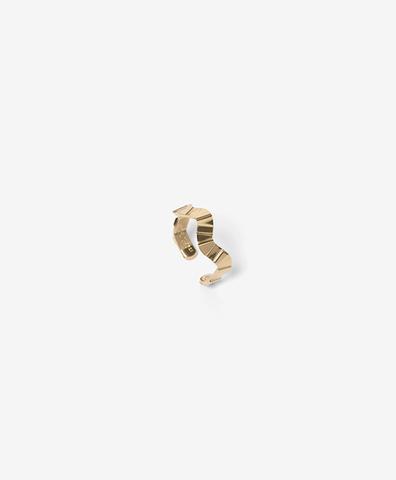 Кольцо Fluxus gold