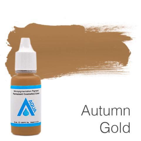 Пигмент Aqua Autumn Gold
