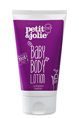 Сливки для тела для младенцев Petit & Jolie, 150 мл