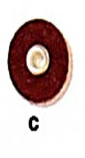 Диски полировочные Sof-Lex 8691 C