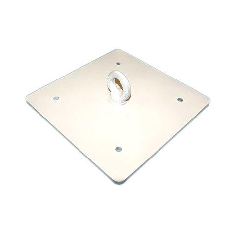 Кронштейн потолочный ( форма-квадрат) нагрузка до 150 кг (нов)