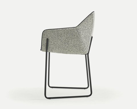 Кресло поворотное Nido