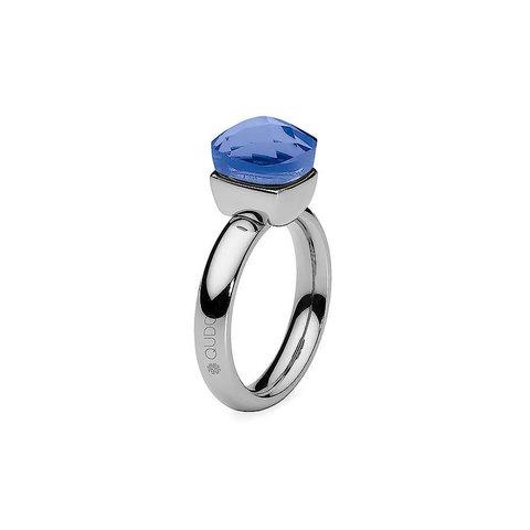 Кольцо Firenze bermuda blue 17.8 мм 611633/17.8 BL/S