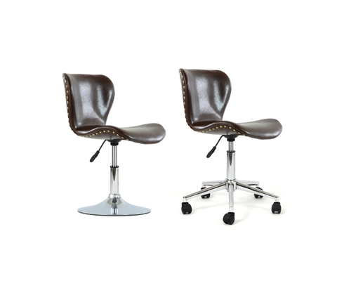 Барный стул Over Dark Retro (SPU/BL)