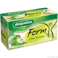 Çay \ Чай \ Tea Doğadan Form Apple  (paket) 20 ədəd