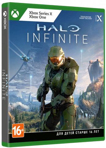 Halo Infinite (Xbox, русская версия)