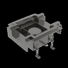 Душевой трап свободностоящий Alcaplast APR1-1252 фото