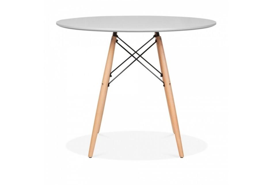 Стол обеденный FANCY (80) GRAY (серый)