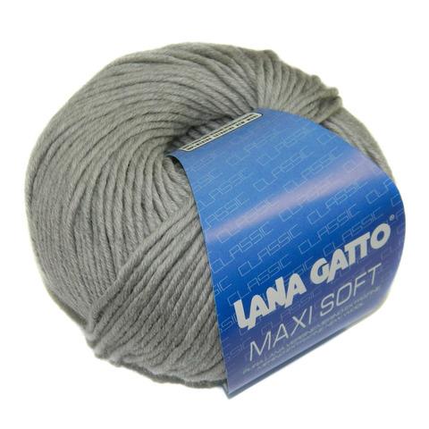 Купить Пряжа Lana Gatto Maxi Soft Код цвета 20439 | Интернет-магазин пряжи «Пряха»