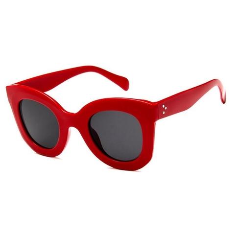 Солнцезащитные очки 5139002s Красный - фото