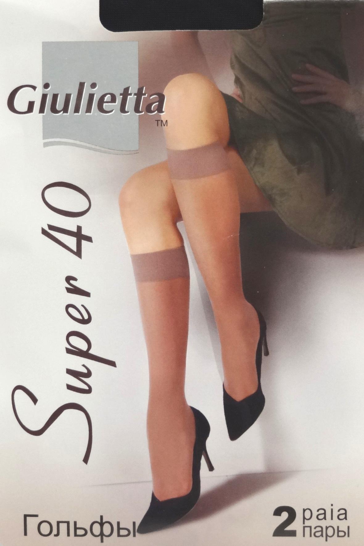 Гольфы Giulietta Super (2 П.) 40