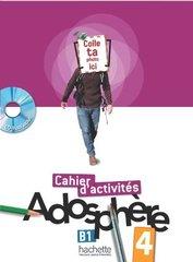 Adosphere 4 Cahier + CD-ROM