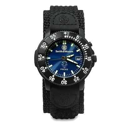 Часы 'Police Watch'