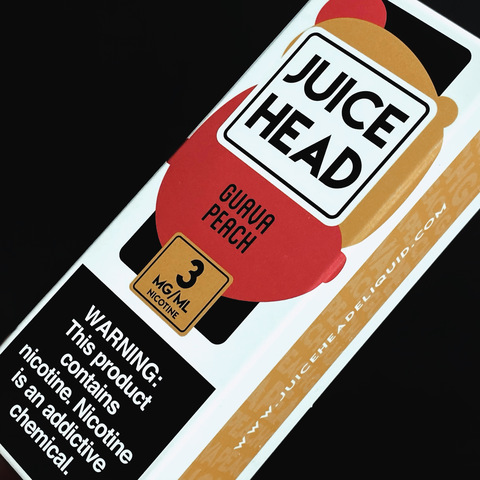 Guava Peach by Juice Head