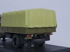 GAZ-3309 engine D-245.7 Diesel Turbo with awning khaki Start Scale Models (SSM) 1:43