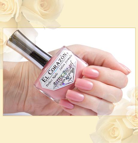 El Corazon 423/  9 active Bio-gel/Shimmer