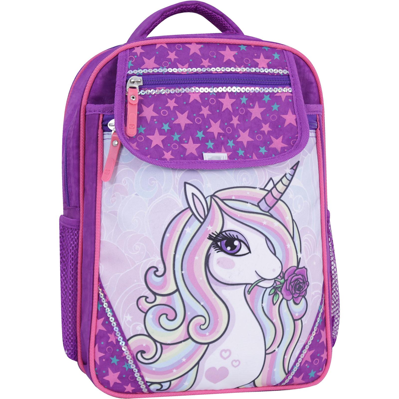 Школьные рюкзаки Рюкзак школьный Bagland Отличник 20 л. фиолетовый 678 (0058070) IMG_2787_суб.678_-1600.jpg
