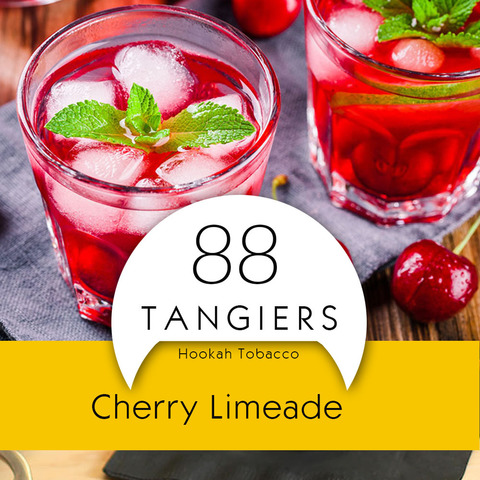 Табак Tangiers 100 г Noir Cherry Limeade