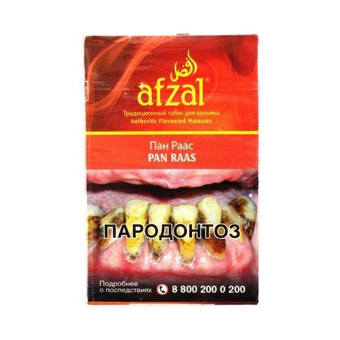 Табак для кальяна Afzal Pan Raas 50 гр