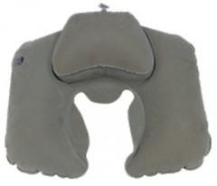 Подушка надувная под шею Tramp Lite комфорт TLA-008, серый