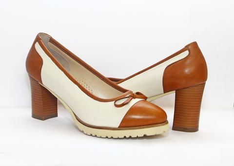 Женские туфли под Оксфорды