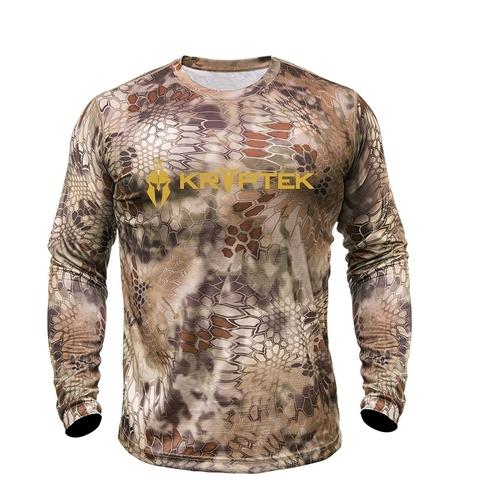 Футболка KRYPTEK HYPERION LS CREW с логотипом Highlander™