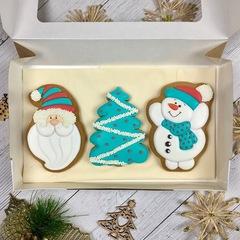 Дед Мороз №9 голова