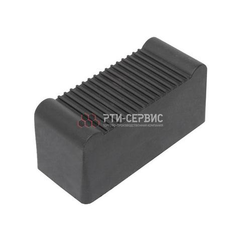 Резиновая накладка (РТИ-СЕРВИС 1061) для страховочной стойки под автомобиль 3-5 т.