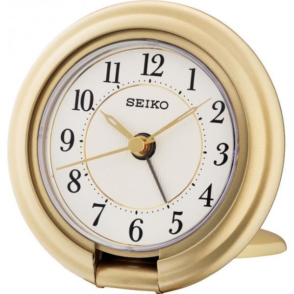 Настольные часы-будильник Seiko QHT014GL